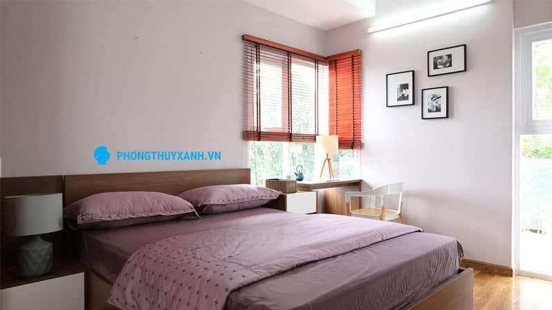 Phòng ngủ hợp phong thủy - Phong Thủy Xanh