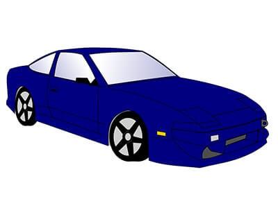 1980 mua xe màu gì - Nữ chọn xanh dương