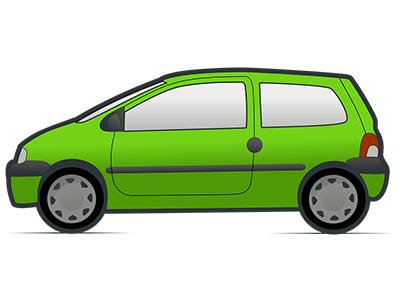1967 chọn xe màu gì - Nữ chọn màu xanh lá
